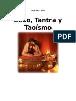 Sexo, Tantra y Taoismo