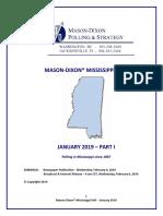 Mason Dixon Feb 2019