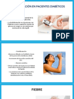 Deshidratación en pacientes diabéticos-Fiebre 5.pptx