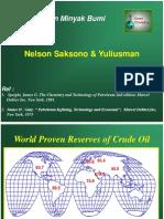 petroleum overview - Pengolahan Minyak Bumi UI