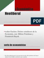 Modelo Neoliberalismo
