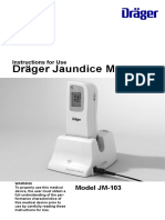 Draeger Jaundice Jm103