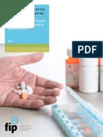 Adherencia de medicamentos Geriatria