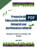 Educación Ambiental Integral