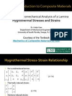 Chapter2_9_hygrothermal Stresses and Strains