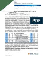 OMV Petrom Noutati Investitori T4 18