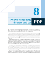 Dhs Hr Health in Asia and the Pacific 13 Chapter 8 Priority Noncommunicable Diseases and Disorders