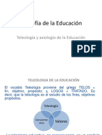 Filosofadelaeducacin4teleologayaxiologa 130916170608 Phpapp02 (1)