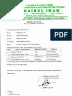 Daftar Nama Pengawas Ruang, Proktor dan Teknisi UNBK 2019