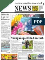 Maple Ridge Pitt Meadows News - Friday October 22