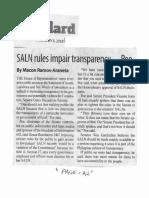 Manila Standard, Feb. 6, 2019, SALN riles impair transparency - Poe.pdf