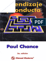 Aprendizaje.y.conducta - Paul Chance
