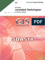 INSTALL MANUAL Indoor and Outdoor Medium Voltage Metal-Clad Switchgear Outdoor Power Control Enclosure