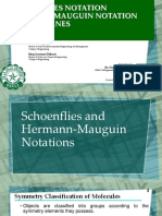 CHE617M Schoenfiles, Hermann-Mauguin, Miller Planes, Supercells