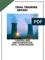 NTPC Training Report