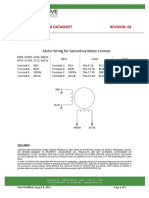 All Motor Datasheet