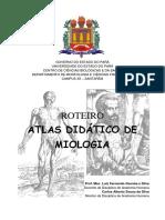 Atlas Didatico de Miologia