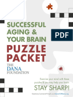 Successful Aging Puzzle Packet