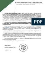Informare LicArt Editia 18