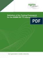 Ref-1_Definition of 5G Testing Framework NGMN