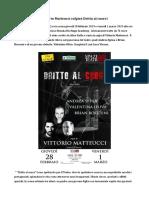 COMUNICATO Dritto Al Cuore