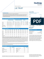 Fact Sheet Cbi Value Trust