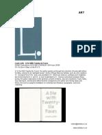 Roma Publications - February 2019