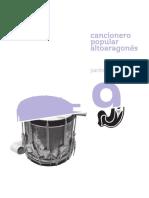 Canciones de Aragón Partituras362-396