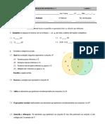 Fichas Ciências 6º Ano