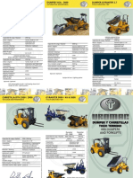 UROMAC Dumpers & Forklifts