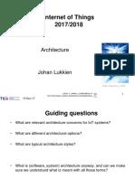 IoT 04 Architecture