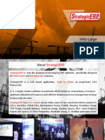 Best ERP Software Solutions for Construction & Infrastructure Industry - StrategicERP