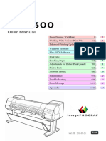 Canon IPF8300 User Manual