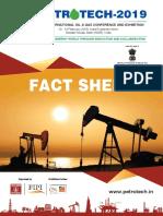Petro Tech 2019 Fact Sheeta 4