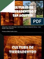 Diapositiva Tierradentro y San Agustin.