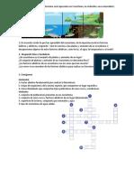 TALLER CIENCIAS PARCIAL 2° PERIODO SEXTO