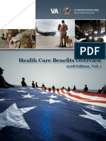 VA Health Care Benefits Overview - 2018 Edition, Vol. 1