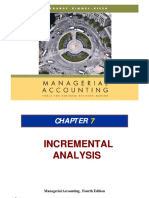 Ch07 Incremental Analysis