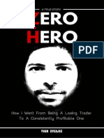 Zero to Hero_ How I went from being a losing trader to a consistently profitable one -- a true story!.epub