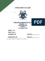 Prelim p2 2018 PDF