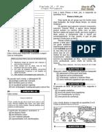 Simulado 19 (Port. 9º Ano - Blog Do Prof. Warles)
