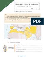 A.3.1 Ficha de Trabalho - Ocupação Muçulmana (1)
