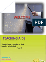 Presentation on Activity Aid