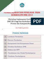 PBM & Penilaian Kur'13 SMK psmk 2 300314.pptx
