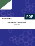Fortianalyzer v6.0.4 Upgrade Guide