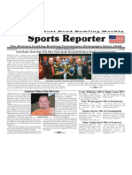 January 30 - February 5, 2019  Sports Reporter