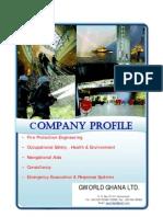 Gworld Ghana - Company Profile