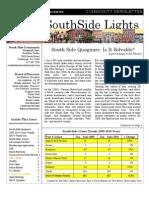 SSCC Summer-Fall 2010 Newsletter