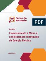 Cartilha Microgeração FNE SOL