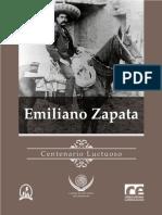 Emilio Zapata Centenario Luctuoso LXIII